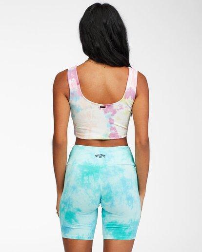 4 Stay Sunny - Scoop Neck Top for Women Multicolor X3KT27BIS1 Billabong