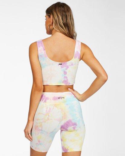 1 Biker Babe - Bike Shorts for Women Multicolor X3PV20BIS1 Billabong
