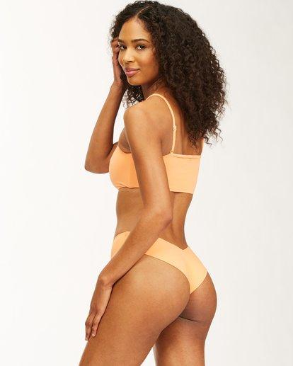 3 Sol Searcher Fiji - Braguita de Bikini para Mujer Naranja X3SB23BIMU Billabong
