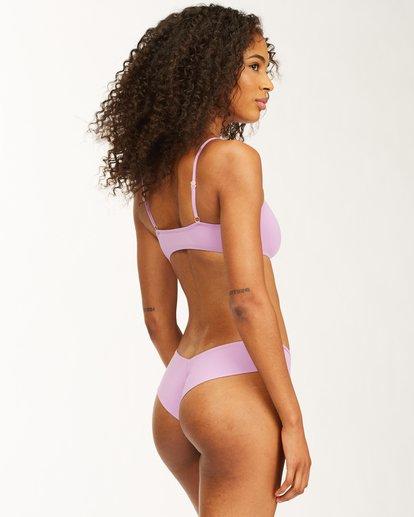 3 Sol Searcher Fiji - Bikiniunterteil für Frauen Violett X3SB23BIMU Billabong