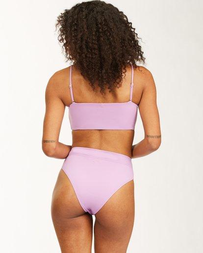 1 Sol Searcher Rise - Bikini Bottoms for Women Purple X3SB25BIMU Billabong