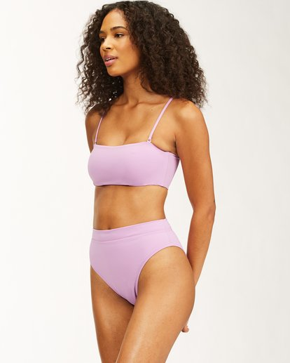 2 Sol Searcher Rise - Bikini Bottoms for Women Purple X3SB25BIMU Billabong
