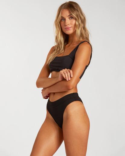 2 Sol Searcher Tank - Bikini Top for Women Black X3ST13BIS1 Billabong