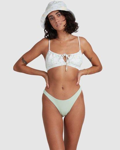 2 Melody Coco - Bralette Bikini Top for Women Yellow X3ST20BIS1 Billabong