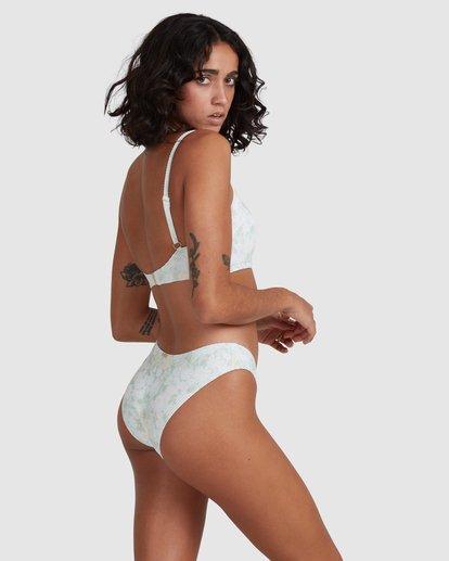 2 Melody Vintage - Bralette Bikini Top for Women Yellow X3ST21BIS1 Billabong