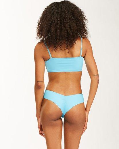 3 Sol Searcher - Bandeau-Bikinioberteil für Frauen Blau X3ST23BIMU Billabong