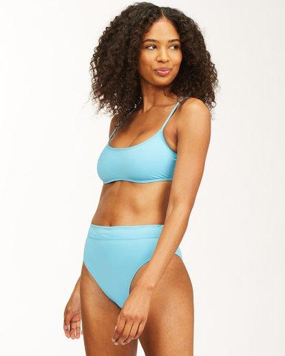 1 Sol Searcher - Bikini Top for Women Blue X3ST25BIMU Billabong