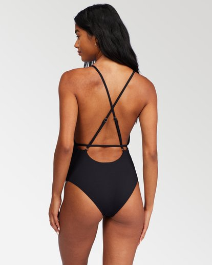 2 Sol Searcher - One-Piece Swimsuit for Women Negro X3SW01BIS1 Billabong