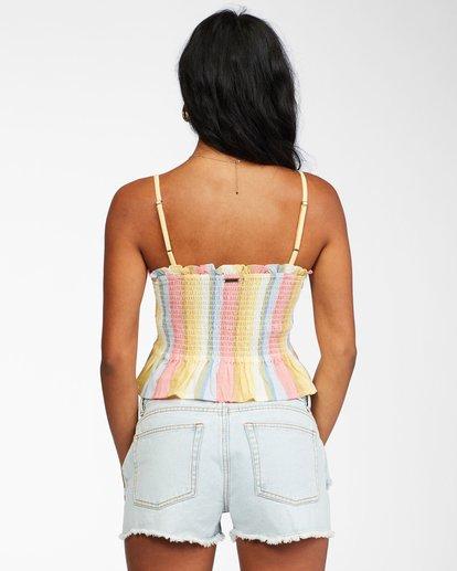 2 Keep Your Cool - Crop Top for Women Multicolor X3TP02BIS1 Billabong