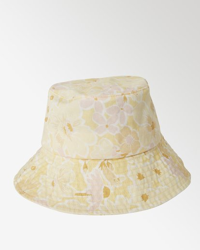 1 Still Single - Gorro de Pescador para Mujer Amarillo X9HT01BIS1 Billabong