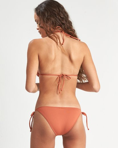 1 Sol Searcher Tropic Bikini Bottom Red XB011BSO Billabong