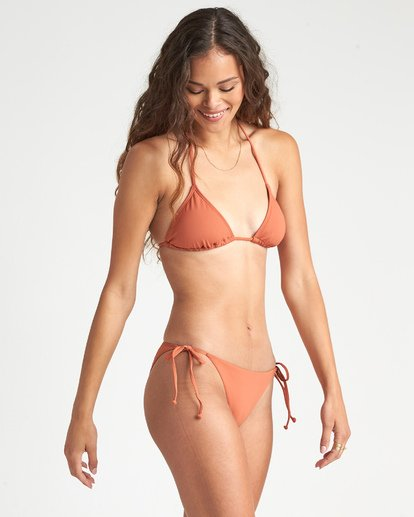 2 Sol Searcher Tropic Bikini Bottom Red XB011BSO Billabong