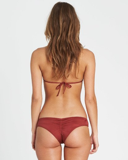 0 Sol Searcher Hawaii Lo Bikini Bottom Red XB01JSOL Billabong