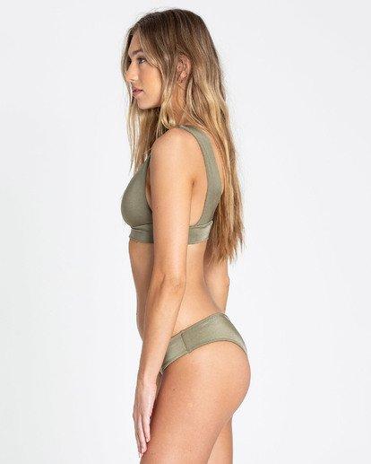 1 Sol Searcher Hawaii Lo Bikini Bottom Green XB01JSOL Billabong