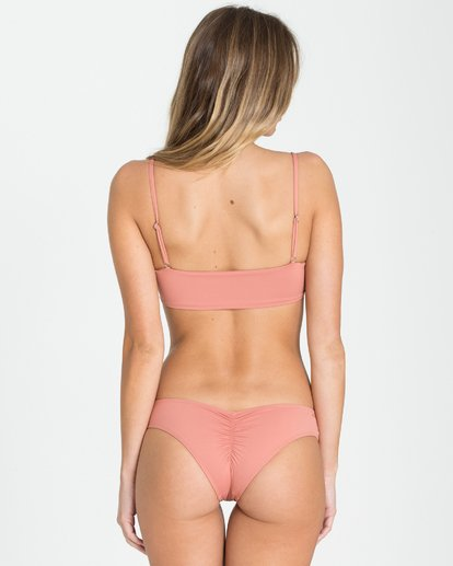 0 Sol Searcher Hawaii Lo Bikini Bottom Pink XB01JSOL Billabong