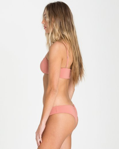 1 Sol Searcher Hawaii Lo Bikini Bottom Pink XB01JSOL Billabong
