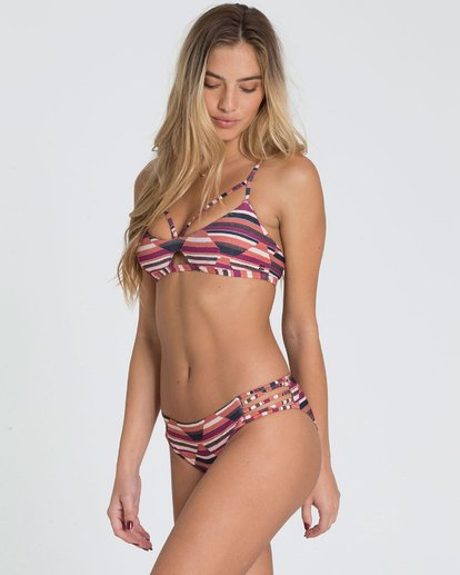 1 Sun Dreams Hawaii Bikini Bottom  XB01MSUR Billabong
