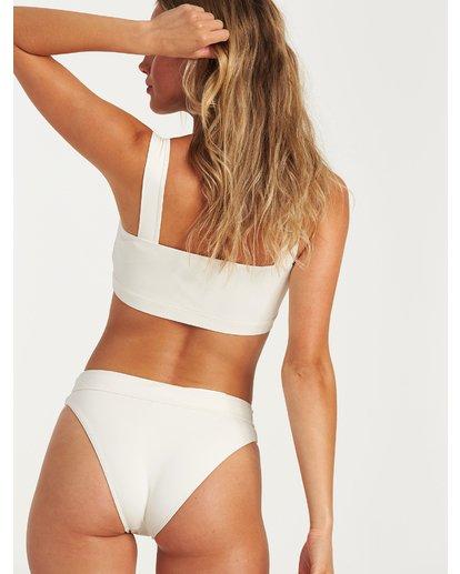0 Sol Searcher Maui Rider Bikini Bottom White XB01UBSO Billabong