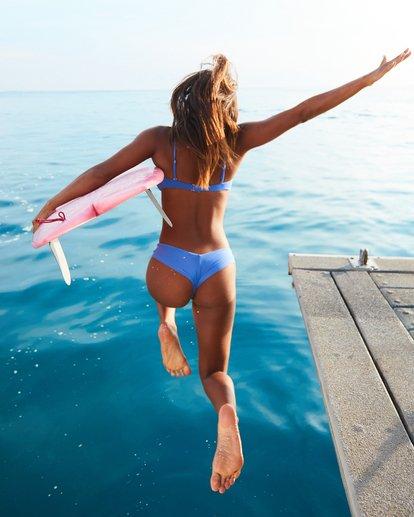 1 Sol Searcher Fiji Bikini Bottom Blue XB021BSE Billabong