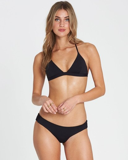 2 Sol Searcher Lowrider Bikini Bottom Black XB03JSOL Billabong