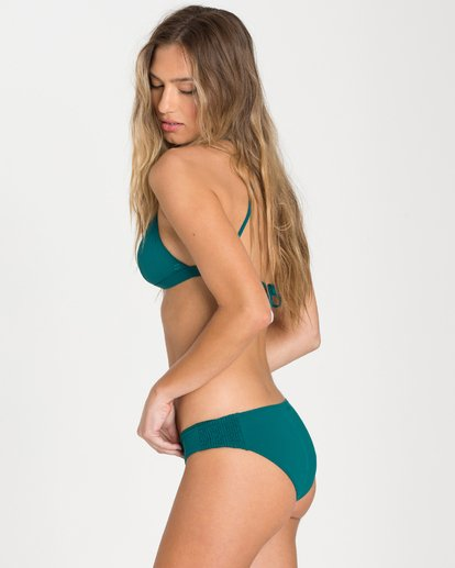 2 Sol Searcher Lowrider Bikini Bottom Blue XB03JSOL Billabong