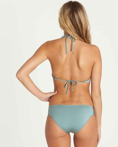 0 Sol Searcher Lowrider Bikini Bottom Blue XB03JSOL Billabong