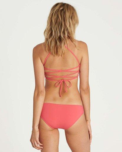 1 Sol Searcher Lowrider Bikini Bottom Pink XB03JSOL Billabong