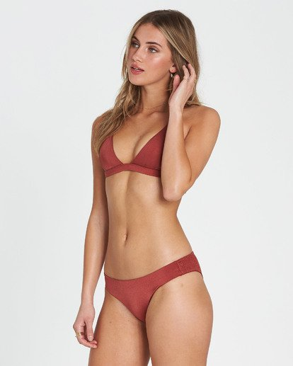 1 Sol Searcher Lowrider Bikini Bottom Red XB03JSOL Billabong