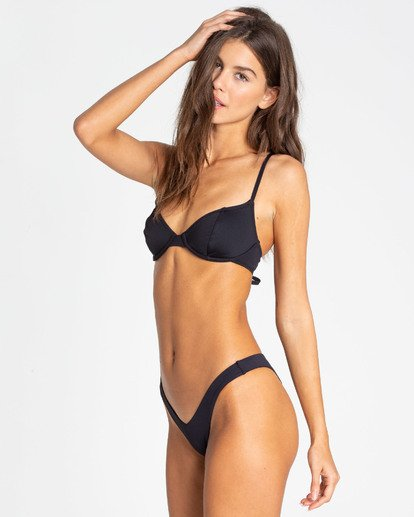 1 Sol Searcher Hike Bikini Bottom Black XB04QBSO Billabong