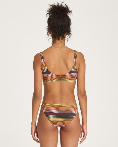 0 Sun Fall Lowrider Bikini Bottom Black XB06WBSU Billabong