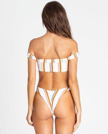 0 Sunstruck Hike Bikini Bottom Yellow XB07TBSU Billabong