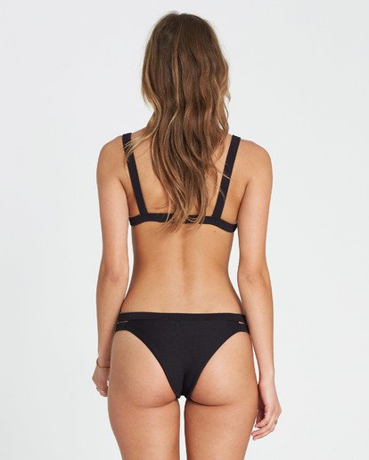 0 Tanlines Isla Bikini Bottom Black XB10PBTA Billabong