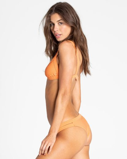 1 Tanlines Isla Bikini Bottom Orange XB10PBTA Billabong