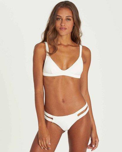 3 Tanlines Isla Bikini Bottom Yellow XB10PBTA Billabong