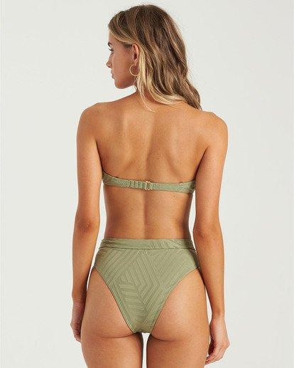 1 Peeky Days Rise Bikini Bottom Multicolor XB122BPE Billabong