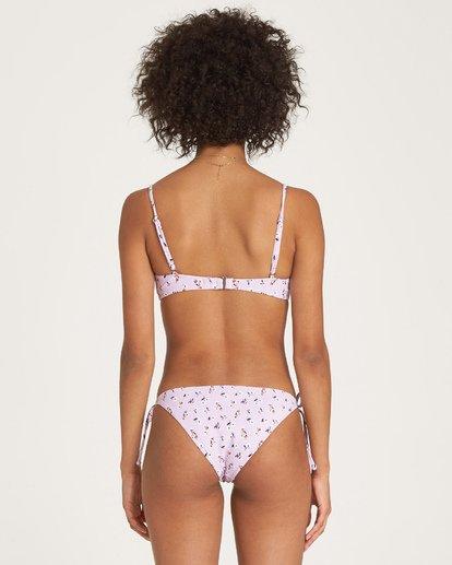1 Letting Go Tropic Bikini Bottom Purple XB13WBLE Billabong