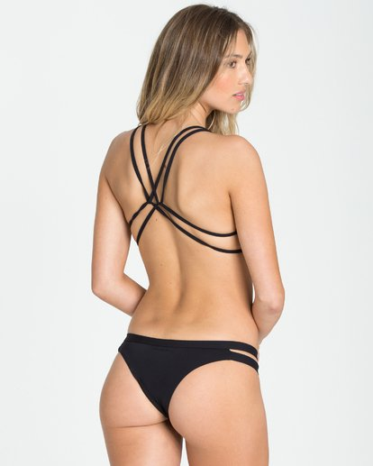 1 Sol Searcher Isla Bikini Bottom Black XB15MSOL Billabong