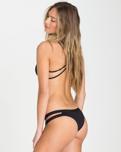 3 Sol Searcher Isla Bikini Bottom Black XB15MSOL Billabong