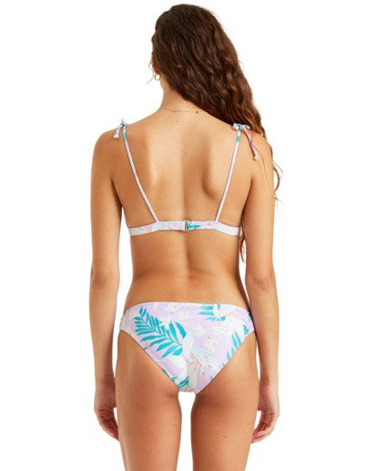 0 Love Palms Lowrider Bikini Bottom Black XB162BLO Billabong