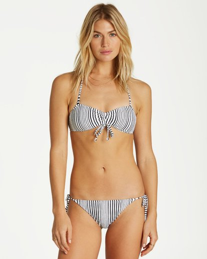2 Long Ride Tropic Bikini Bottom Black XB16VBLO Billabong