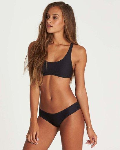 1 Tanlines Hawaii Lo Bikini Bottom Black XB17NBTA Billabong