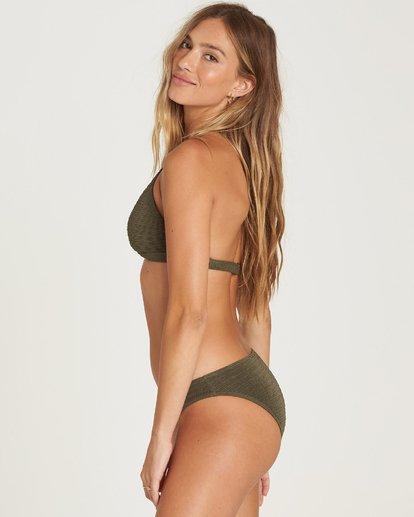 2 No Hurry Lowrider Bikini Bottom Green XB20QBNO Billabong