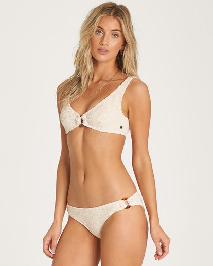 1 Summer High Tropic Bikini Bottom Beige XB22WBSU Billabong