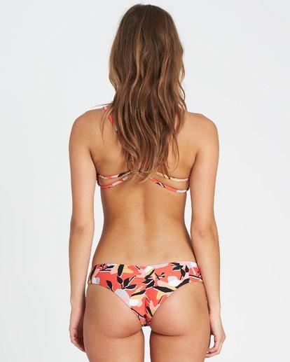 0 Fire Eyes Hawaii Lo Bikini Bottom Red XB23SBFI Billabong