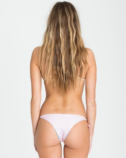 1 Sea Trip Reversible Isla Bikini Bottom Grey XB25QBSE Billabong