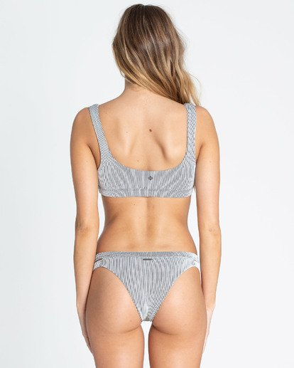 0 New Tide Isla Bikini Bottom Grey XB26TBNE Billabong