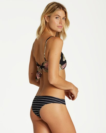 4 Under Palms Hawaii Lo Bikini Bottom Black XB26VBUN Billabong