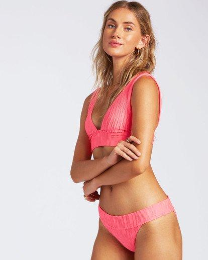 1 Wave Trip Tropic Bikini Bottom Pink XB291BWS Billabong