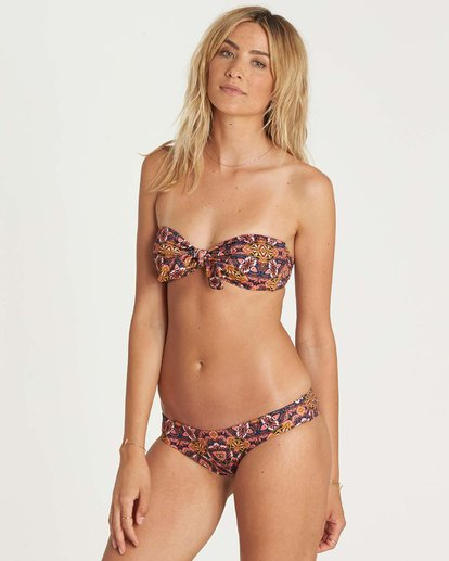1 Sun Tribe Hawaii Lo Bikini Bottom  XB30NBSU Billabong