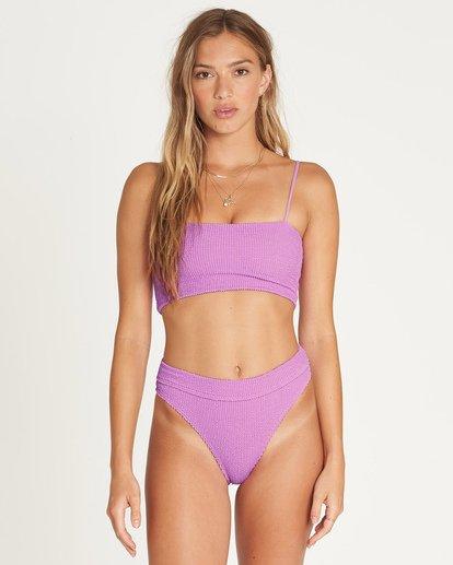 3 Summer High Maui Bikini Bottom Purple XB32UBSU Billabong